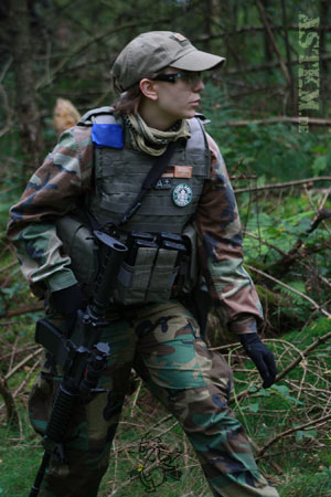 ASTKM in Woodland/RangerGreen